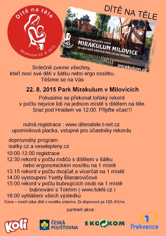 MIRAKULUM plakat 2015